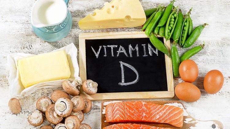 Foods rich in vitamin D