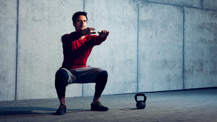 squat exercise sex